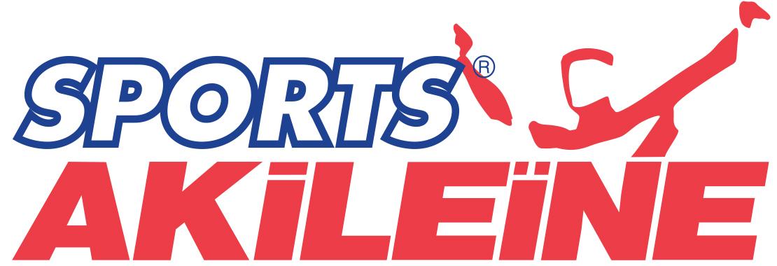 logo SPAK Chemisette bleu rouge